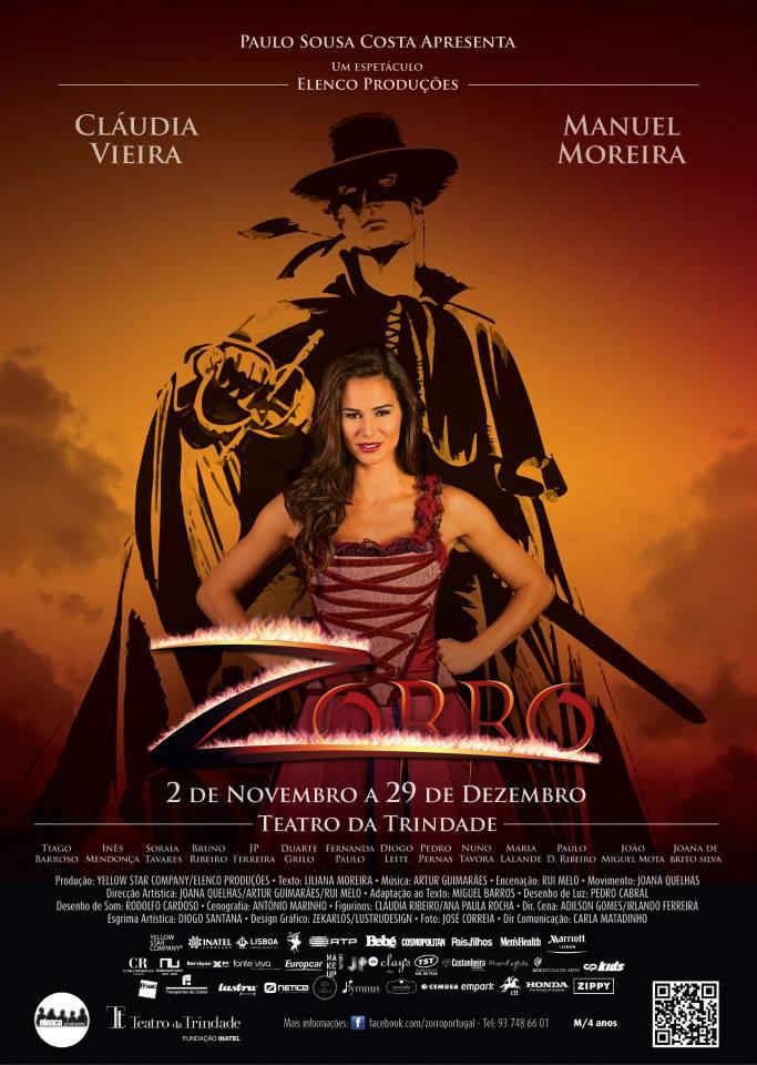 Cartaz: Zorro