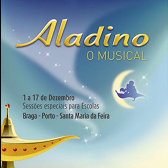 Aladino: O Musica - Elenco Produções