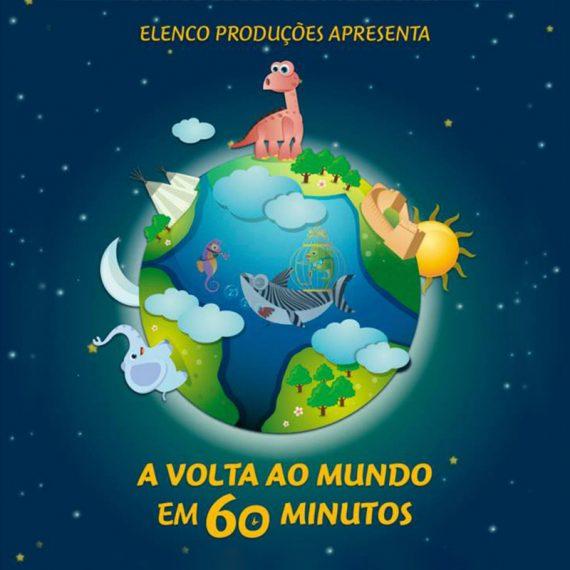 A Volta ao Mundo em 60 Minutos - Elenco Produções