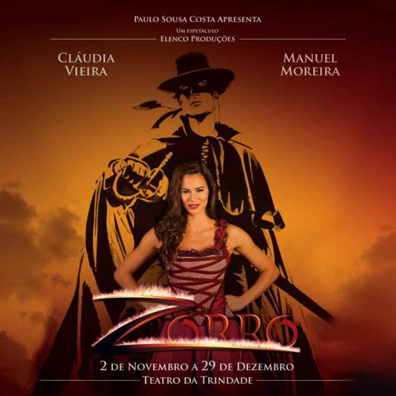 Zorro: É Tempo de Ser Herói - Elenco Produções