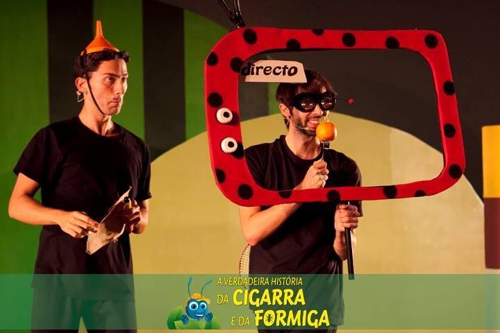 A Verdadeira História da Cigarra e da Formiga - 2