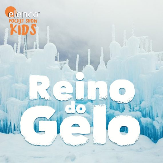 Cartaz: O Reino do Gelo