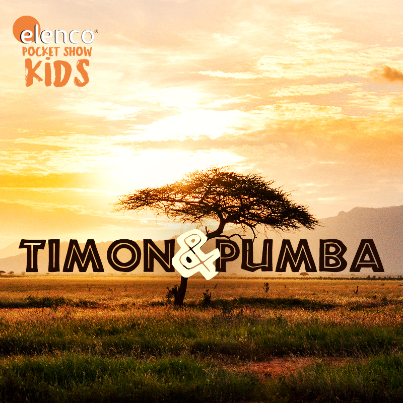 Cartaz: Timon & Pumba