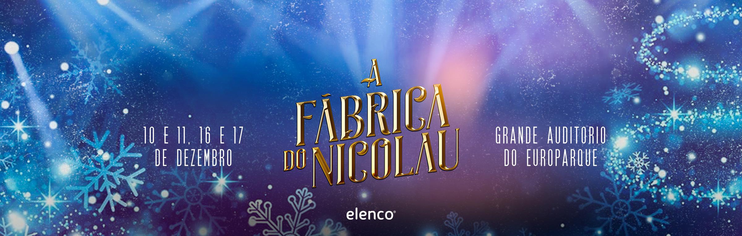 Banner: A Fábrica do Nicolau